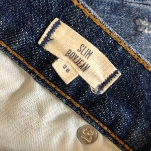 Madewell Jeans - Madewell Boyfriend Jeans Size 28 7313